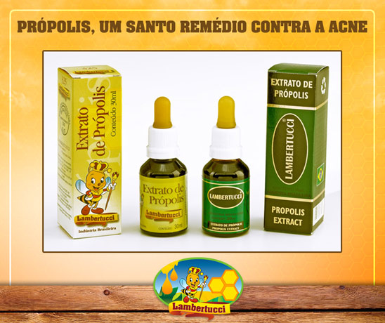 propolis-acne