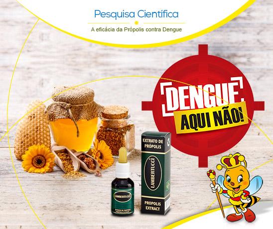 propolis-dengue